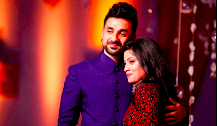 vir das and shivani mathur