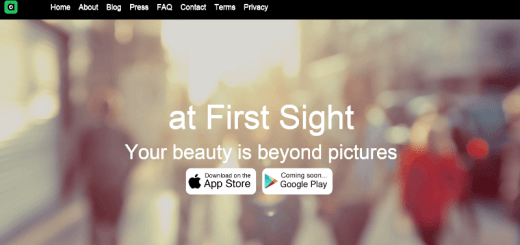 at first sight home page
