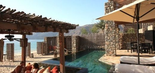 Pool Villa Suite Beachfront, Six Senses Hideaway, Zighy Bay, Sultanate of Oman