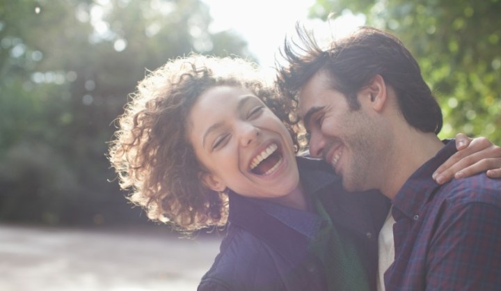 couple laughing_New_Love_Times