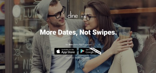 dine dating app home page1