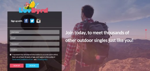 luvbyrd dating app home page_New_Love_Times