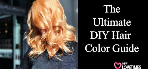 DIY hair color_New_Love_Times