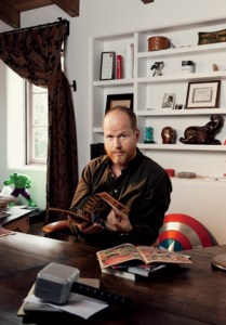 Joss Whedon (Photo by Peter Yang)