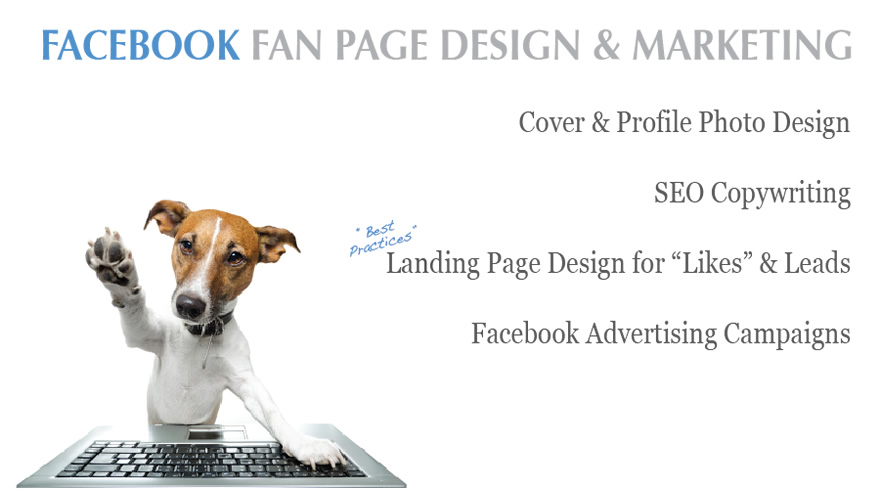 Facebook Timeline Design & Marketing Services