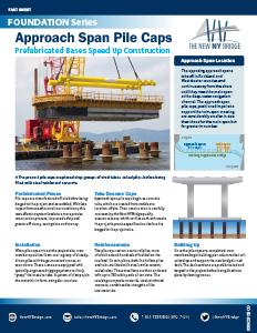 Approach Span Pile Caps