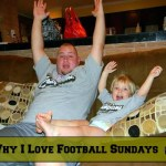 Top 3 Reasons Why I Love Football Sundays