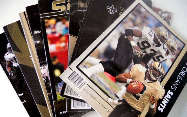 Bøger Om New Orleans Saints