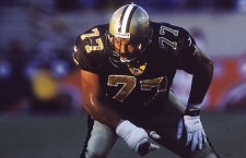 Willie Roaf valgt til Pro Football Hall of Fame