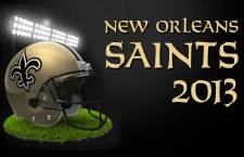 Saints kampprogram for 2013