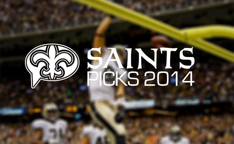 Saints Picks 2014: Vinderen er…