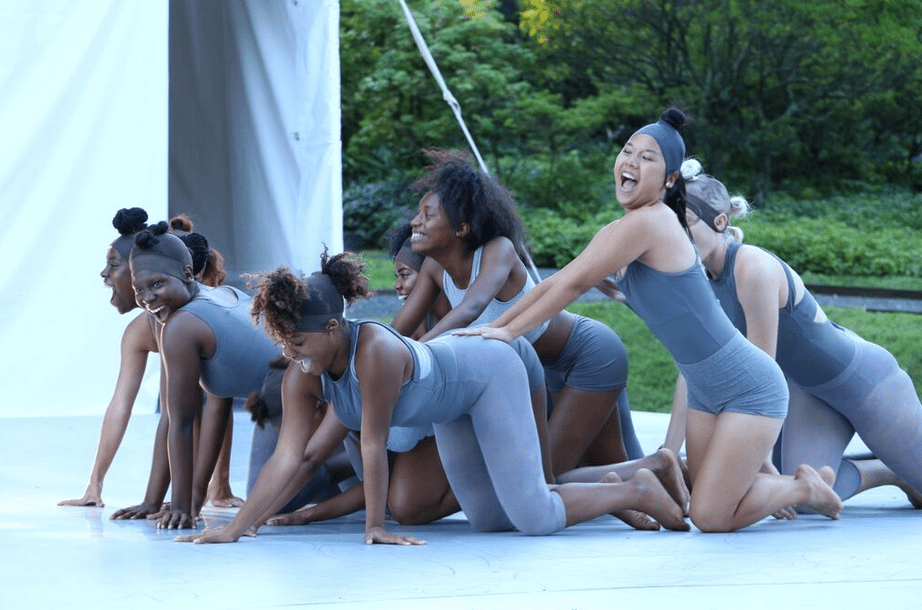 Dancewave Company becomes the first pre-professional company to perform at Pocantico!
