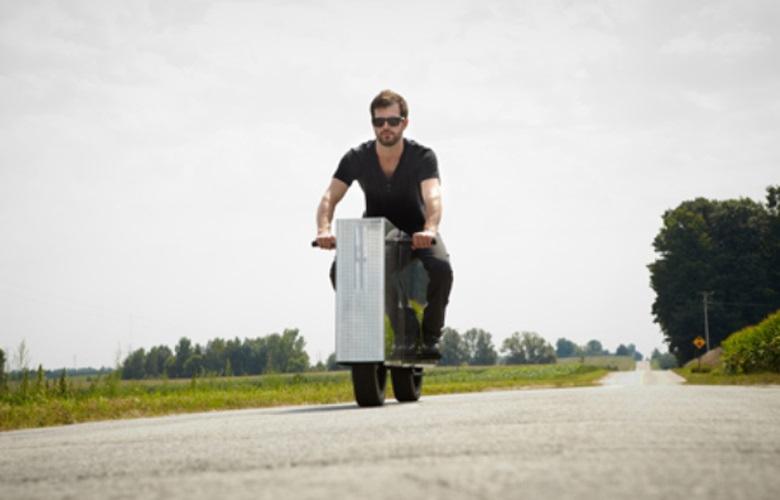 Η μοτοσικλέτα που δεν θυμίζει σε τίποτα… μηχανή – News.gr