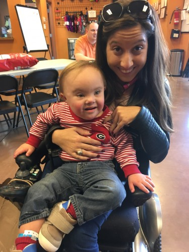 parenting advice for raising children with disabilities