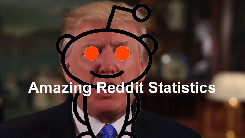 Amazing Reddit Statistics and Facts (July 2017)