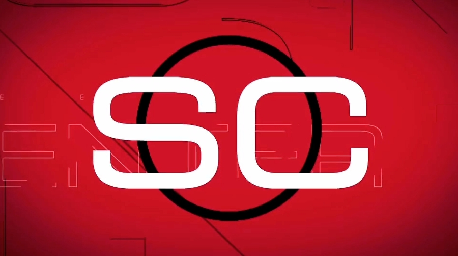 Sportscenter Set Background