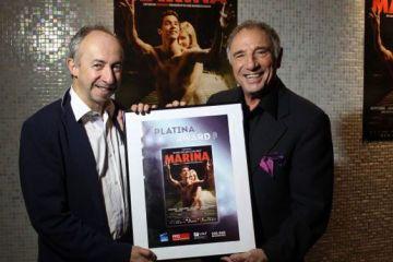 Stijn_Coninx_e_Rocco_Granata_con_il_Platina_Award