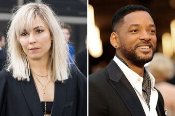 noomi rapace will smith in Brilliance
