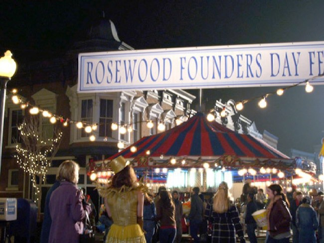 Rosewood_founder's_day_festival