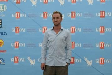 Tom Felton Giffoni