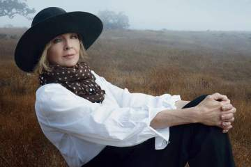diane keaton the young pope