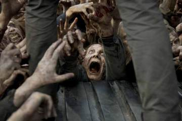 zombie The Walking Dead 6