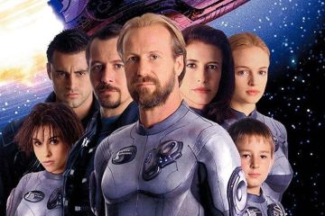 lost in space evidenza