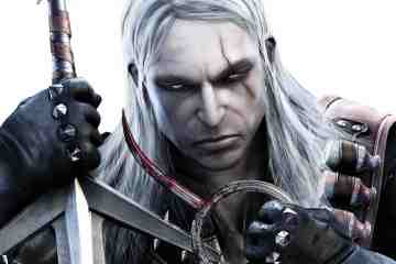the witcher evidenza