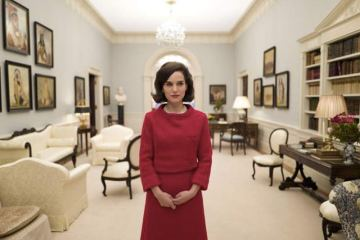 jackie kennedy biopic