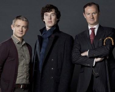 Il primo trailer della quarta stagione di Sherlock
