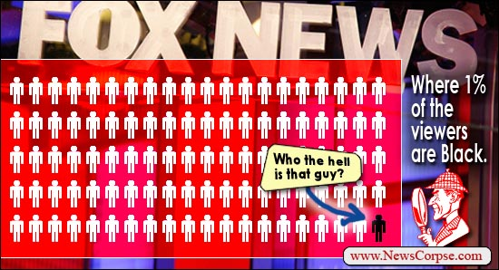 Fox News Black Viewer