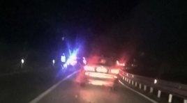 Venafro: tamponamento a catena nella serata di ieri sulla statale 85 Venafrana. Tre le auto coinvolte senza feriti.