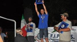 Roccaravindola: Francesco Annunziata si laurea campione italiano 2017 di pesca a mosca con sistemi.