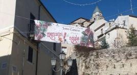 """Carpinone: è tutto pronto per l'edizione 2017 di """"Natale al Borgo""""."""