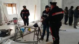 Isernia: Operazione dei Carabinieri per la tutela della salute dei lavoratori, la sicurezza sui luoghi di lavoro e contro lo sfruttamento del lavoro nero. Sette imprenditori nei guai.