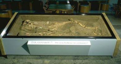 Αρχαία Ελλάδα: Ο τάφος με το σκελετό του κενταύρου του Βόλου