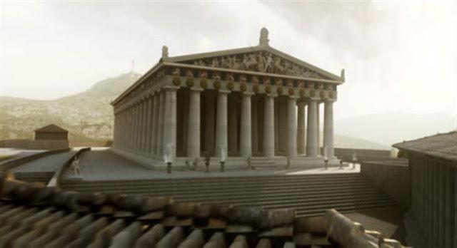 Αρχαία Ελλάδα: Τα μυστικά του Παρθενώνα [Video]