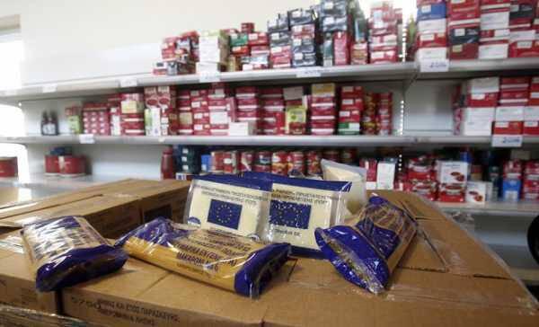 Νέο πρόγραμμα δωρεάν σίτισης για 165.000 άπορες οικογένειες