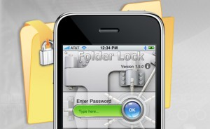 Folder Lock for iPhone