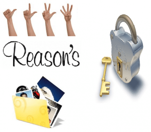 Reasons To Lock Folders