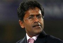Lalit Modi IPL