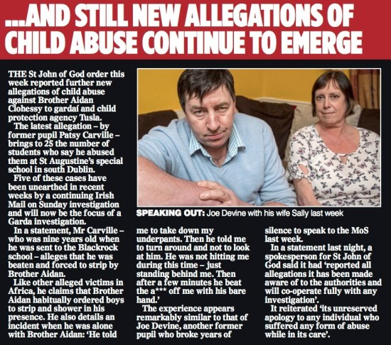 New allegations 2