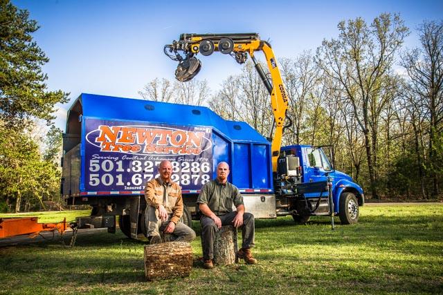 Contact Newton Tree Service