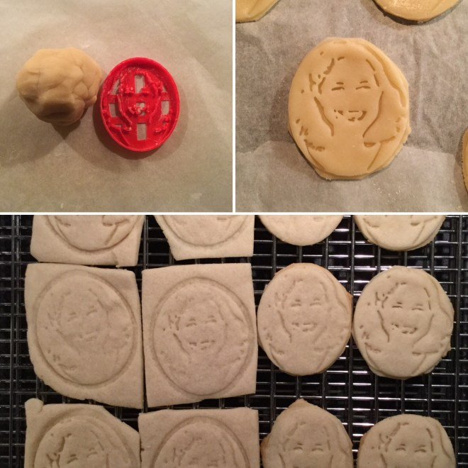 You, too, can make your own likeness in cookie form. Yum!