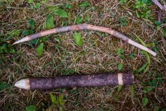 How to Make a Tent Peg