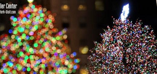 Rockefeller Center Xmas Tree