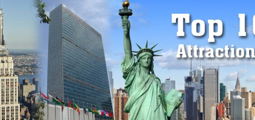 Top 10 Must See Attractions New York