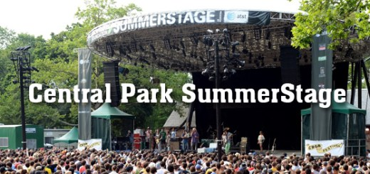 Central Park Summerstage 2014 NYC Free Summer Concerts
