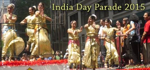 India Day Parade New York City 2015