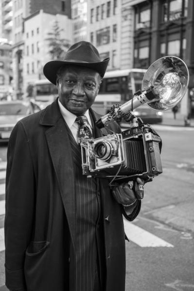 New York City's Most Classic Street Photographer - The New ...